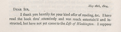 William Blake to William Hayley