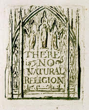 There is No Natural Religion, copy M, object 2 (actual size)