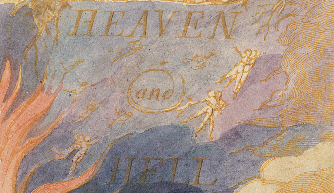 The Marriage of Heaven and Hell copy A